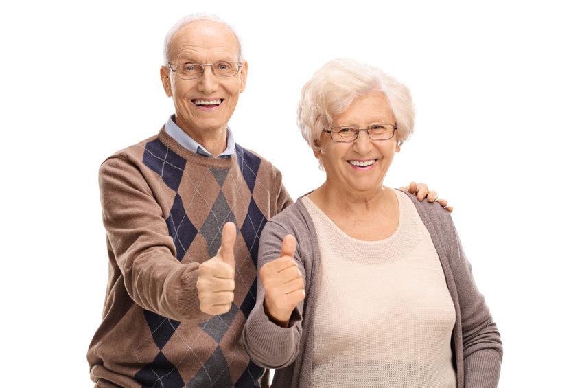 couple de senior